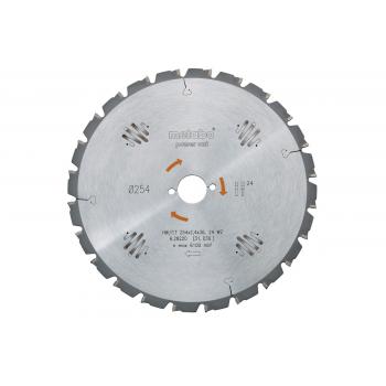 Пильный диск METABO для ручных дисковых пил 152x20 мм,HM FZ=12 (628001000)